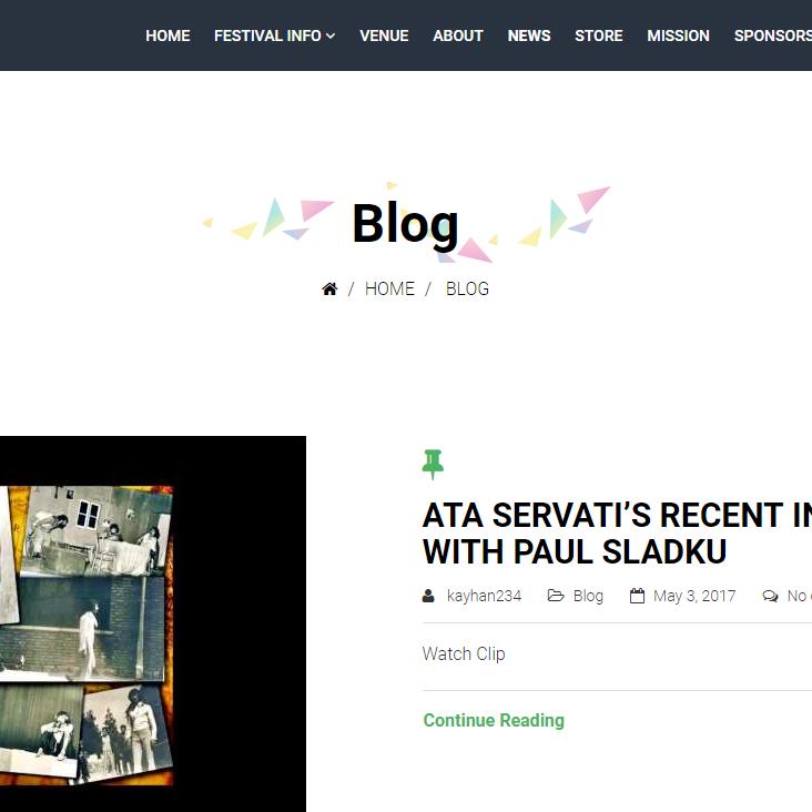 LIFF Blog